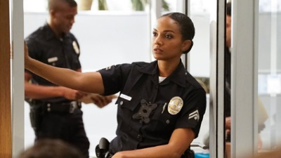 The Rookie 02x04 : Warriors and Guardians- Seriesaddict